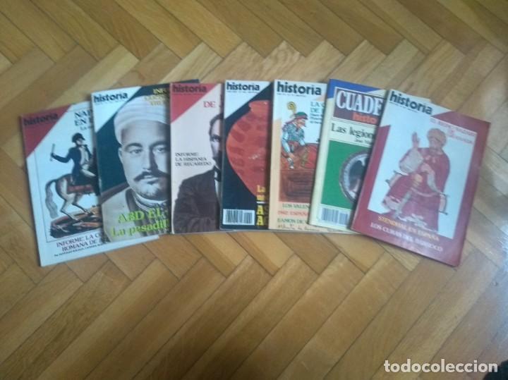Coleccionismo de Revista Historia 16: Historia 16 - Lote de 24 revistas - Foto 6 - 219524291