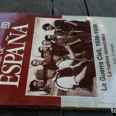 Coleccionismo de Revista Historia 16: HISTORIA 16 ESPAÑA GUERRA CIVIL LA RUPTURA DEMOCRATICA JULIO AROSTEGUI 27 Z004. Lote 219574483