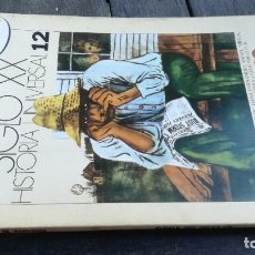 Coleccionismo de Revista Historia 16: HISTORIA UNIVERSAL 16 SIGLO XX EL CRAC DE 1929 - 12 Z004. Lote 219574846