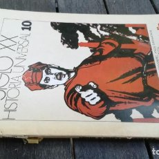 Coleccionismo de Revista Historia 16: HISTORIA UNIVERSAL 16 SIGLO XX URSS DE LENIN 10 Z004. Lote 219575106