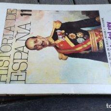 Coleccionismo de Revista Historia 16: EXTRA HISTORIA 16 11 LA CAIDA DEL REY Z004. Lote 219575341