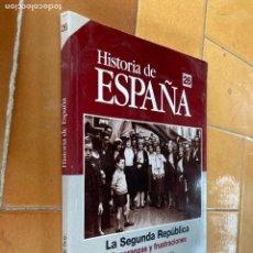 Coleccionismo de Revista Historia 16: HISTORIA ESPAÑA 16 LA SEGUNDA REPUBLICA 26 ZZ302. Lote 219578673
