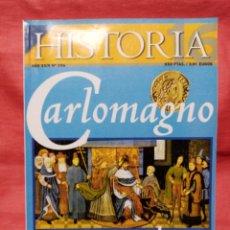 Coleccionismo de Revista Historia 16: HISTORIA 16 AÑO XXIV N°296 - CARLOMAGNO EMPERADOR. Lote 219646211