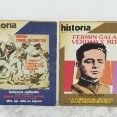 Coleccionismo de Revista Historia 16: ANTIGUAS REVISTAS HISTORIA 16. Lote 220117968