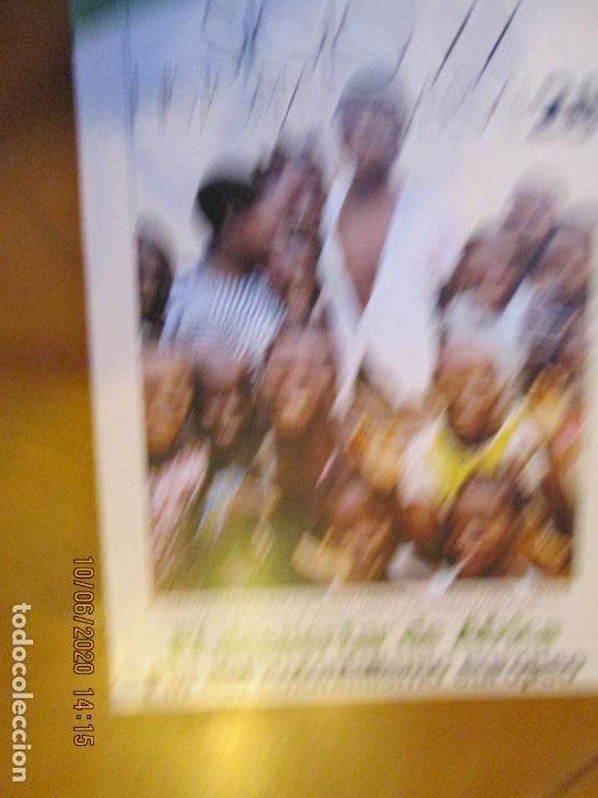 HISTORIA SIGLO XX HISTORIA UNIVERSAL Nº 28 - EL DESPERTAR DE AFRICA ... (Coleccionismo - Revistas y Periódicos Modernos (a partir de 1.940) - Revista Historia 16)