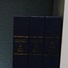 Coleccionismo de Revista Historia 16: HISTORIA 16. AÑO 1995 ENCUADERNADO EN TRES VOLÚMENES. NÚMEROS 213 AL 224. Lote 225581975