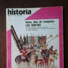 Coleccionismo de Revista Historia 16: HISTORIA 16 Nª 52. AGOSTO 1980. LOS OMEYAS. Lote 225963957