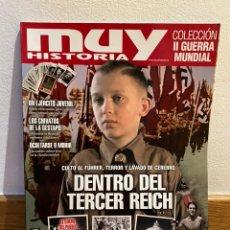 Coleccionismo de Revista Historia 16: MUY HISTORIA DENTRO DEL TERCER REICH. Lote 227929915