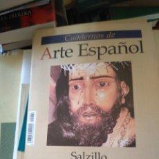 Colecionismo da Revista Historia 16: REVISTA HISTORIA 16 CUADERNOS DE ARTE ESPAÑOL ESPECIAL SALZILLO Nº 84. Lote 229762150