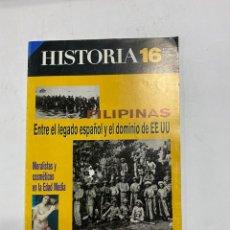 Coleccionismo de Revista Historia 16: HISTORIA 16. AÑO XXII. Nº 269. FILIPINAS. ENTRE EL LEGADO ESPAÑOL Y EL DOMINIO DE EEUU.. Lote 230551490