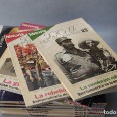Coleccionismo de Revista Historia 16: 16 REVISTAS DE HISTORIA UNIVERSAL SIGLO XX - EDICIONES GRUPO 16 -. Lote 231546485
