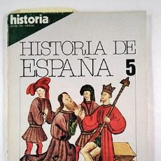Collectionnisme de Magazine Historia 16: HISTORIA 16. EXTRA XVII. HISTORIA DE ESPAÑA 5. JULIO VALDEÓN, LA BAJA EDAD MEDIA. Lote 231553755