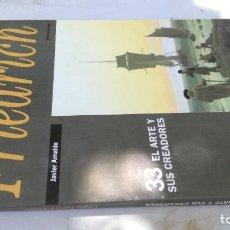 Colecionismo da Revista Historia 16: FRIEDRICH 33 / EL ARTE Y SUS CREADORES / HISTORIA 16 / GRAVOL20B REVISTA ARTE CULTURA. Lote 231872930