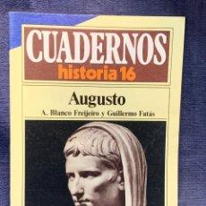 Coleccionismo de Revista Historia 16: CUADERNOS DE ARTE ESPAÑOL Nº 252 AUGUSTO A.BLANCO FREIJEIRO Y GUILLERMO FATAS. Lote 232166425