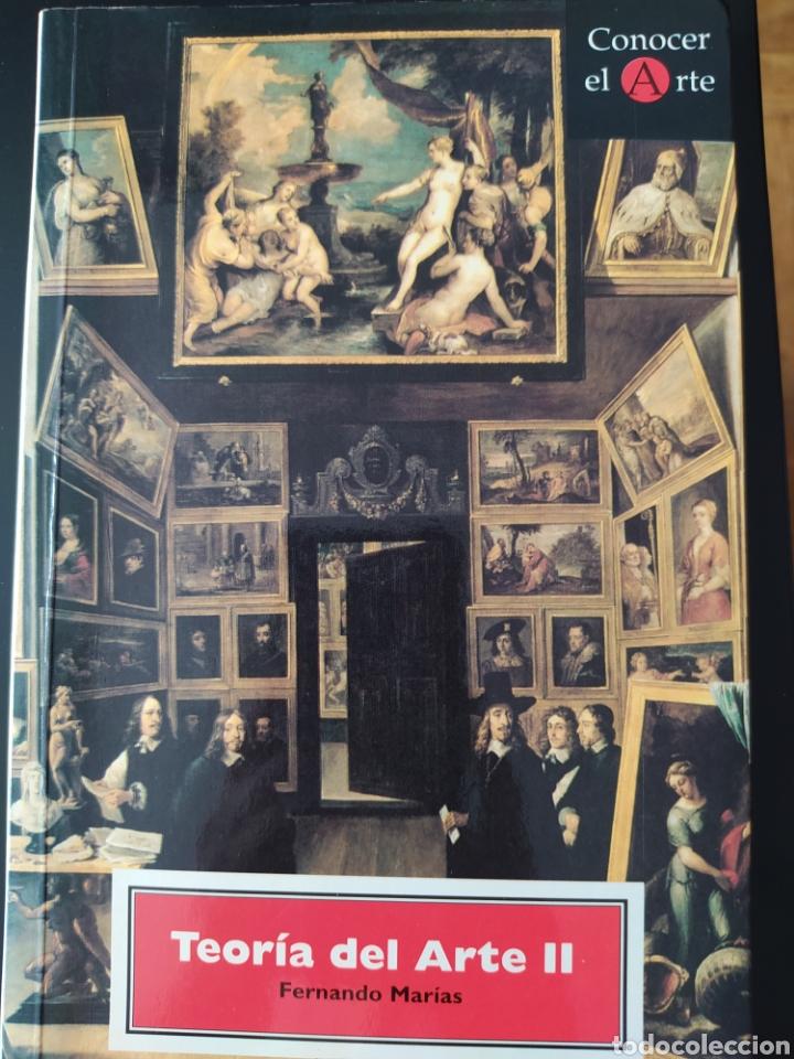 TEORÍA DEL ARTE II. FERNANDO MARÍAS. CONOCER EL ARTE. HISTORIA 16. AÑO 1996. RÚSTICA CON SOLAPAS. PE (Coleccionismo - Revistas y Periódicos Modernos (a partir de 1.940) - Revista Historia 16)