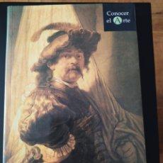 Collectionnisme de Magazine Historia 16: EL ARTE BARROCO. JOAQUÍN BERCHEZ Y MERCEDES GÓMEZ FERRER. CONOCER EL ARTE. HISTORIA 16. PRIMERA EDIC. Lote 235080760