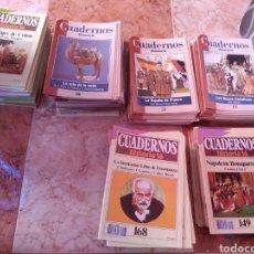 Coleccionismo de Revista Historia 16: LOTE DE 183 CUADERNO DE HISTORIA 16 NÚMEROS DEL 11 AL 20 Y DEL 31 AL 204. Lote 218837453