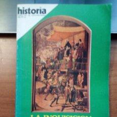 Coleccionismo de Revista Historia 16: HISTORIA 16 ESPECIAL 10 ANIVERSARIOLA INQUISICIÓN. Lote 236719135