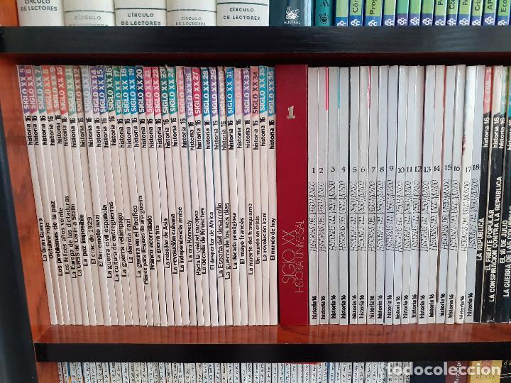 Coleccionismo de Revista Historia 16: Colección completa HISTORIA 16 mas extras y otras - Foto 9 - 236764415
