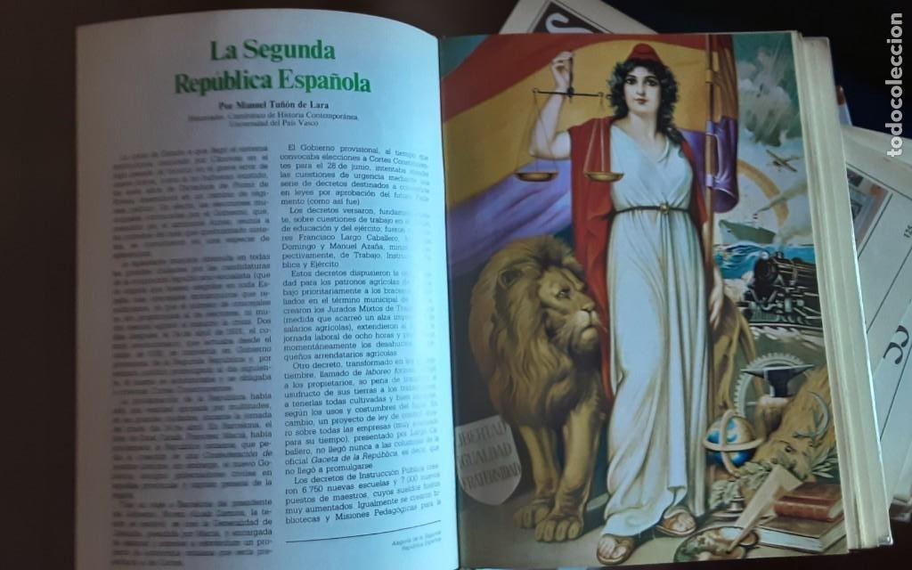 Coleccionismo de Revista Historia 16: Tomo nr.3 - Cuadernos de Historia 16 - Incluye los nrs. 21 al 30 - Foto 4 - 194964006