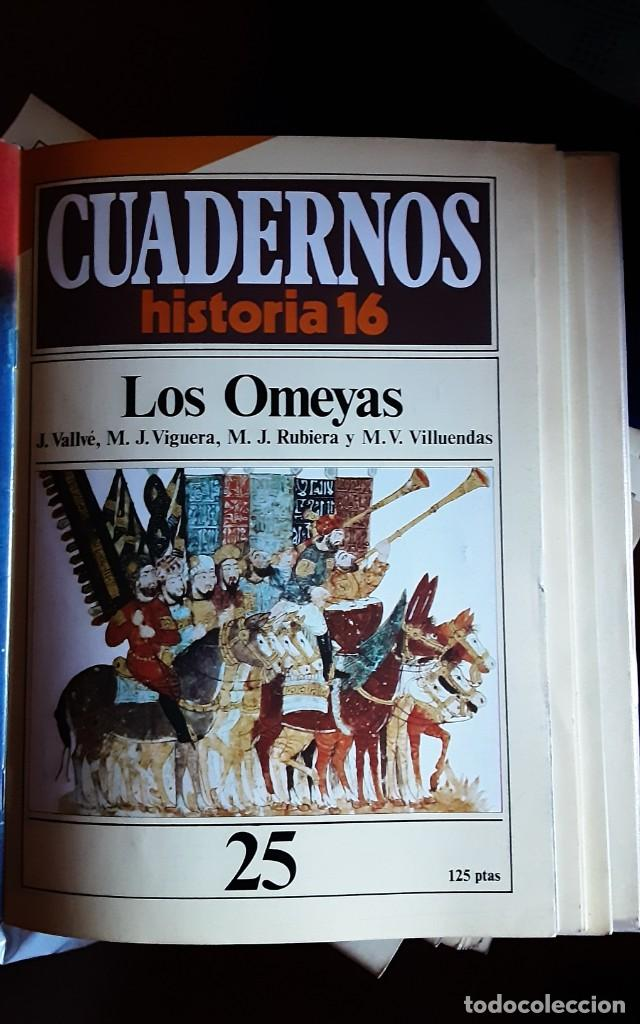 Coleccionismo de Revista Historia 16: Tomo nr.3 - Cuadernos de Historia 16 - Incluye los nrs. 21 al 30 - Foto 5 - 194964006