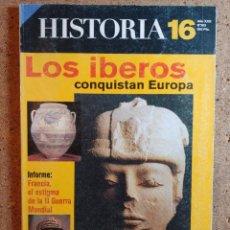 Coleccionismo de Revista Historia 16: HISTORIA 16 DEL AÑO XXII Nº 263. Lote 242263055