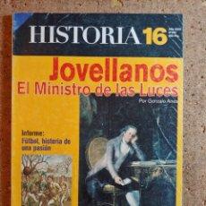 Coleccionismo de Revista Historia 16: HISTORIA 16 DEL AÑO XXII Nº 267. Lote 242263305