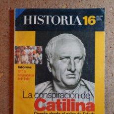 Coleccionismo de Revista Historia 16: HISTORIA 16 DEL AÑO XXII Nº 256. Lote 242263565