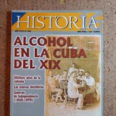 Coleccionismo de Revista Historia 16: HISTORIA 16 DEL AÑO XXIV Nº 298. Lote 242264500