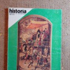 Coleccionismo de Revista Historia 16: HISTORIA 16 ESPECIAL 10 ANIVERSARIO. Lote 242265750