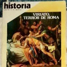 Coleccionismo de Revista Historia 16: HISTORIA 16 Nº74 VIRIATO, TERROR DE ROMA. Lote 243777080