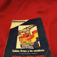 Coleccionismo de Revista Historia 16: REVISTA HISTORIA 16 NÚM 10. Lote 245350310