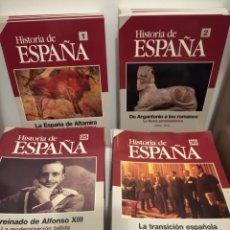 Collectionnisme de Magazine Historia 16: HISTORIA DE ESPAÑA. 30 VOLÚMENES (COMPLETA). HISTORIA 16. Lote 249571295