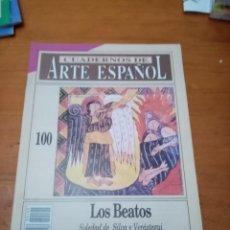 Coleccionismo de Revista Historia 16: CUADERNOS DE ARTE ESPAÑOL. Nº. 100. LOS BEATOS B7R. Lote 251236660