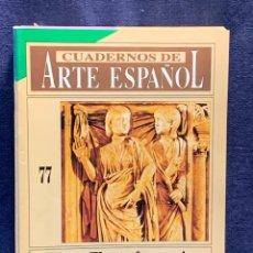 Collectionnisme de Magazine Historia 16: CUADERNOS DE ARTE ESPAÑOL Nº77 EL ARTE FUNERARIO HISPANORROMANO HISTORIA 16 24X17CMS. Lote 258928055