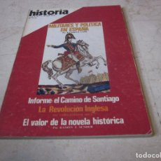 Coleccionismo de Revista Historia 16: HISTORIA 16 AÑOI I Nº 2 - JUNIO 1976 - MILITARESW Y POLITICA EN ESPAÑA. Lote 260621765