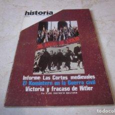 Coleccionismo de Revista Historia 16: HISTORIA 16 AÑO I Nº 5 - SEPTIEMBRE 1976. Lote 261320440