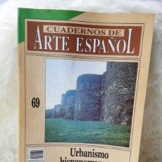 Coleccionismo de Revista Historia 16: REVISTA CUADERNO DE ARTE ESPAÑOL- NUMERO 69- URBANISMO HISPANORROMANO. Lote 262911140