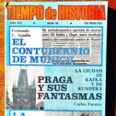 Coleccionismo de Revista Historia 16: TIEMPO DE HISTORIA, NÚM. 90. Lote 263583150