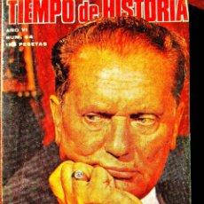 Coleccionismo de Revista Historia 16: TIEMPO DE HISTORIA, NÚM. 64. Lote 263583545