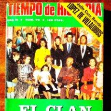 Coleccionismo de Revista Historia 16: TIEMPO DE HISTORIA, NÚM. 70. Lote 263583940