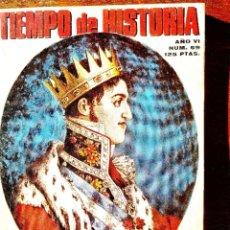 Coleccionismo de Revista Historia 16: TIEMPO DE HISTORIA, NÚM. 69. Lote 263585445