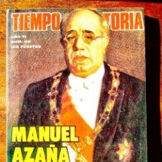 Coleccionismo de Revista Historia 16: TIEMPO DE HISTORIA, NÚM. 65. Lote 263585605