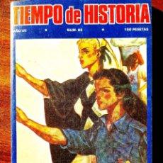 Coleccionismo de Revista Historia 16: TIEMPO DE HISTORIA, NÚM. 83. Lote 263586400