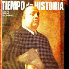 Coleccionismo de Revista Historia 16: TIEMPO DE HISTORIA, NÚM. 82. Lote 263587770