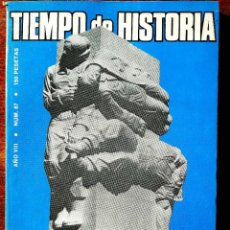 Coleccionismo de Revista Historia 16: TIEMPO DE HISTORIA, NÚM. 87. Lote 263587865