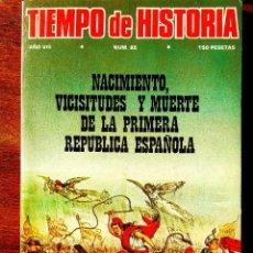 Coleccionismo de Revista Historia 16: TIEMPO DE HISTORIA, NÚM. 85. Lote 263588310