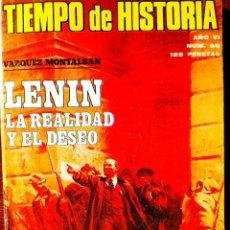 Coleccionismo de Revista Historia 16: TIEMPO DE HISTORIA, NÚM. 66. Lote 263588685