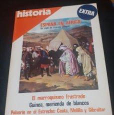 Coleccionismo de Revista Historia 16: REVISTA DE HISTORIA 16 NUMERO EXTRA DE ABRIL DE 1979. Lote 266891739