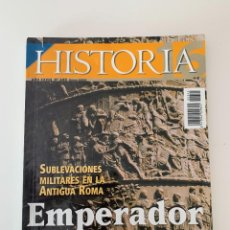 Coleccionismo de Revista Historia 16: HISTORIA 16- AÑO XXVIII NUM 345 ENERO 2005 - EMPERADOR A LA CARTA. Lote 267798239